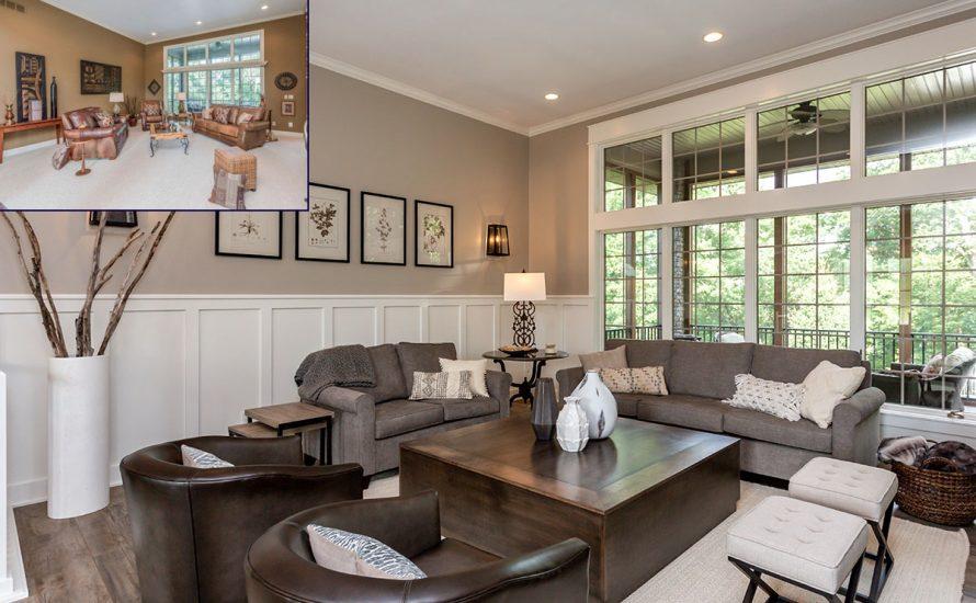 Living Room Remodeling